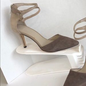 Lord and Taylor Suede heels